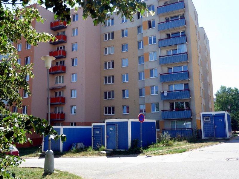 Volné obecní byty brno
