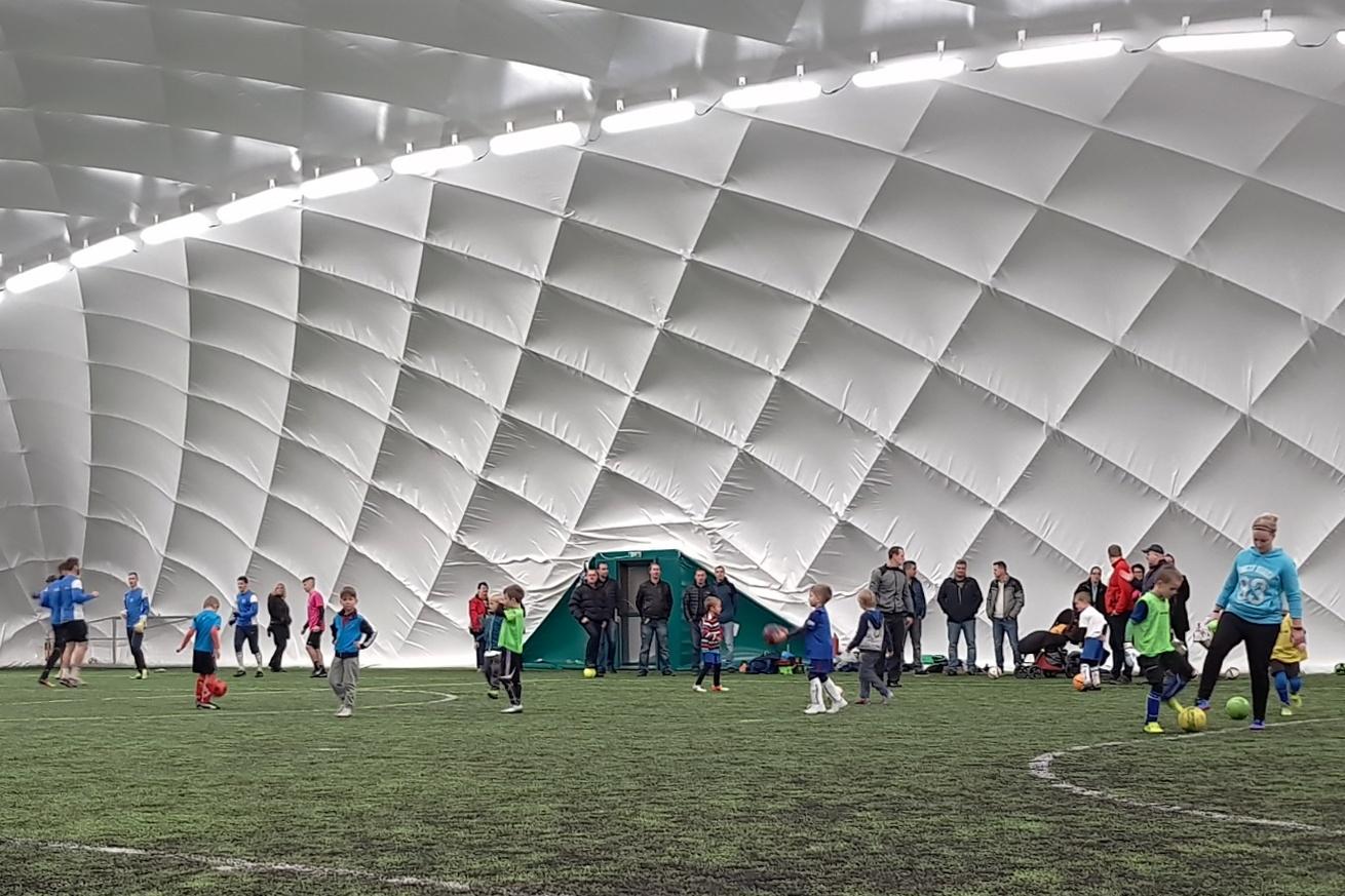 Brno Líšeň - Sportovní hala otevřena 254a4bf673